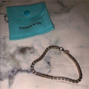 AUTH Tiffany & Co Venetian Link Bracelet